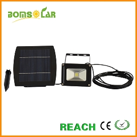 5W solar flood light
